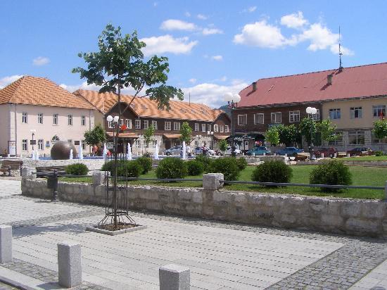 Kolasin, centar foto by Maja