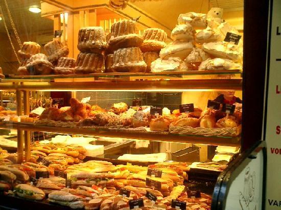 ستراسبورج, فرنسا: パン屋