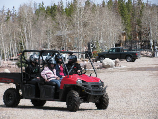 The Bear River Lodge Equipment Rentals