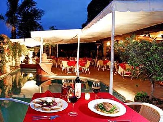 Casa de la Loma Hotel & Spa: Restaurant Anaho Casa de la Loma Hotel Morelia