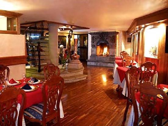 Casa de la Loma Hotel & Spa: Restaurante Anaho Casa de la Loma Hotel Morelia