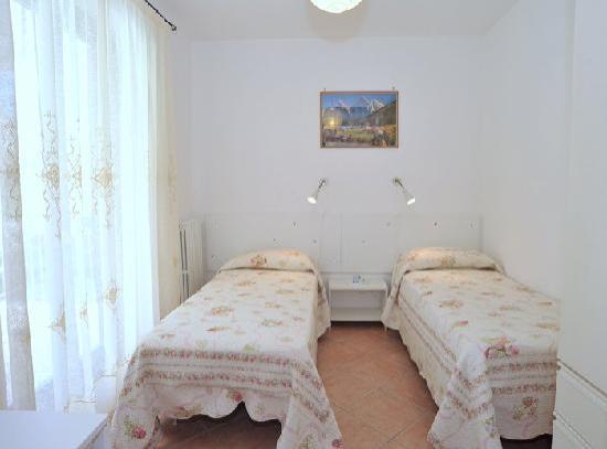 Casa Pollio: Camera da letto