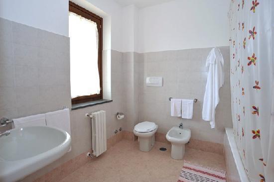 Casa Pollio: Bagno