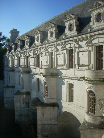 Chateau de Chenonceau: This addition was built under the direction of Catherine de Medici.