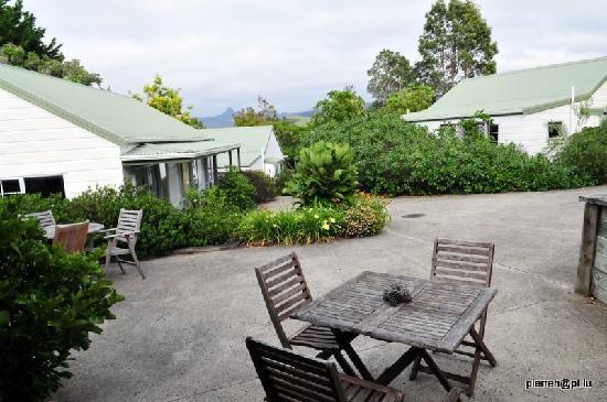 Pauanui Pines Motor Lodge: Lodges