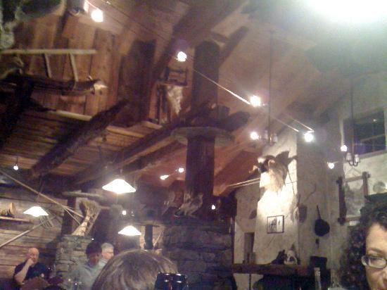 Hotel Silvana: le restaurant