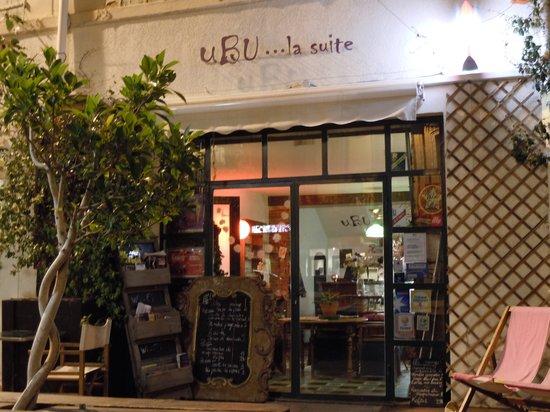 Perpignan, France : uBU...la suite, by night!
