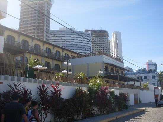 Hotel Bello Mare Comfort : Fachada do hotel