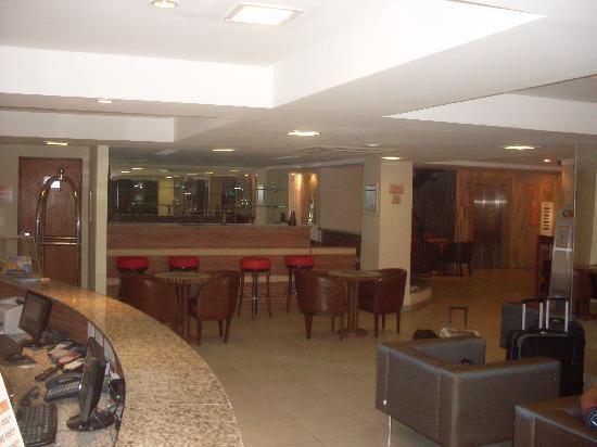 Hotel Bello Mare Comfort : Recepçao