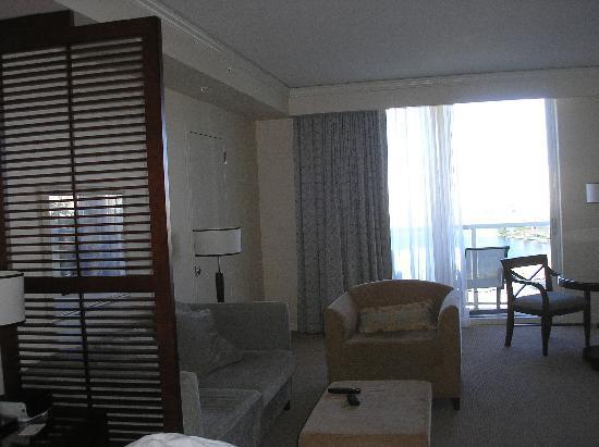 Trump International Beach Resort: Nuestra habitación