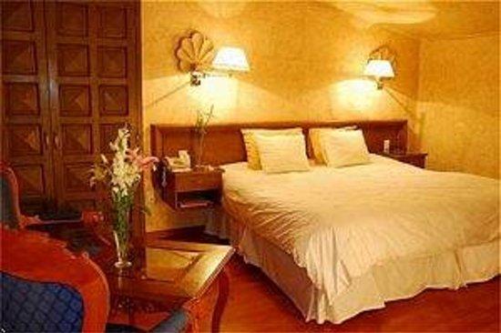 Casa de la Loma Hotel & Spa: Habitacion Casa de la Loma Hotel Morelia