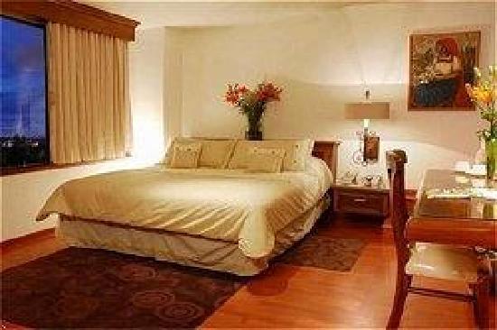 Casa de la Loma Hotel & Spa: Habitación Casa de la Loma Hotel Morelia
