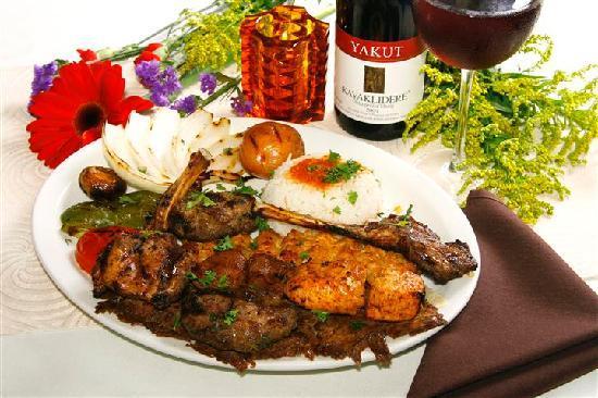 Anatolia mediterranean cuisine orlando doctor phillips for Anatolia mediterranean cuisine menu