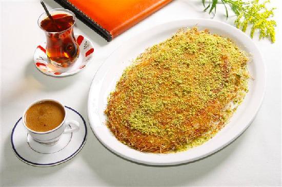 Kunefe picture of anatolia mediterranean cuisine orlando for Anatolia mediterranean turkish cuisine