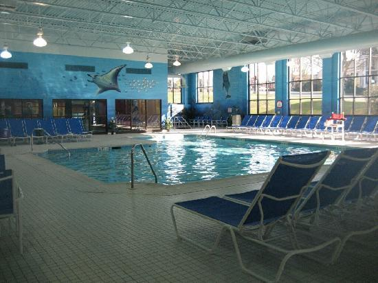 DoubleTree Resort by Hilton Hotel Lancaster: Pool 1