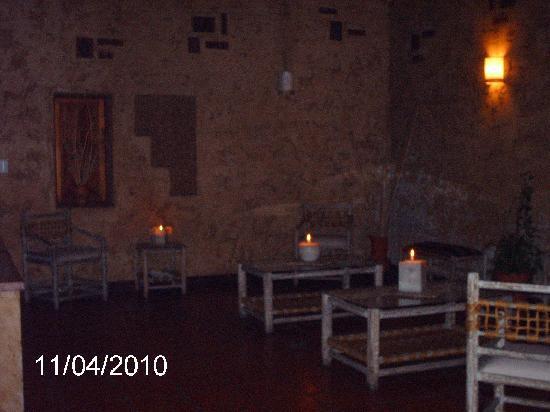 Hotel Refugio Del Inca: Velas nocturnas