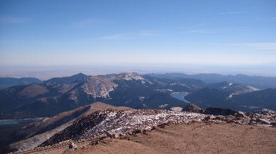 Pikes Peak: One of the views