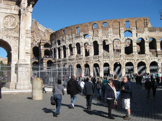 Share a Shore Excursion in Italy: Rome