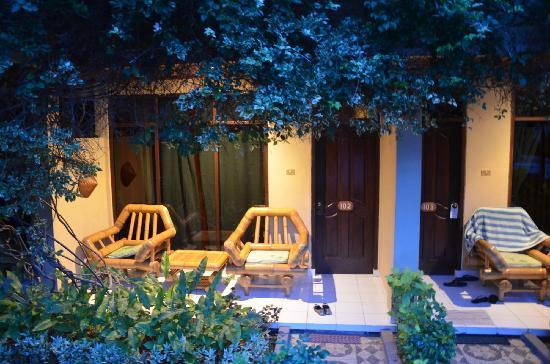 Adirama Beach Hotel: our fantastic room