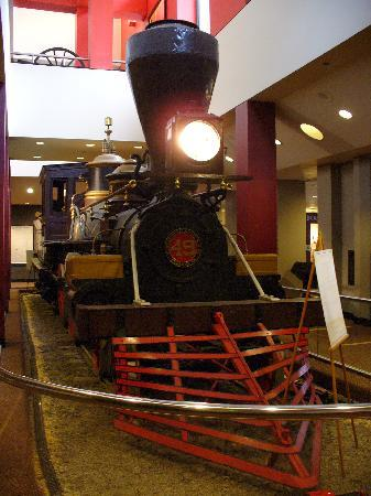 "Atlanta Cyclorama & Civil War Museum: ""Texas"" from the Great Locomotive Chase"