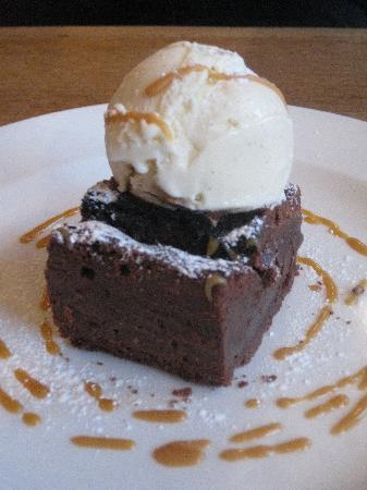 The Old Nuns Head: The browmie .....