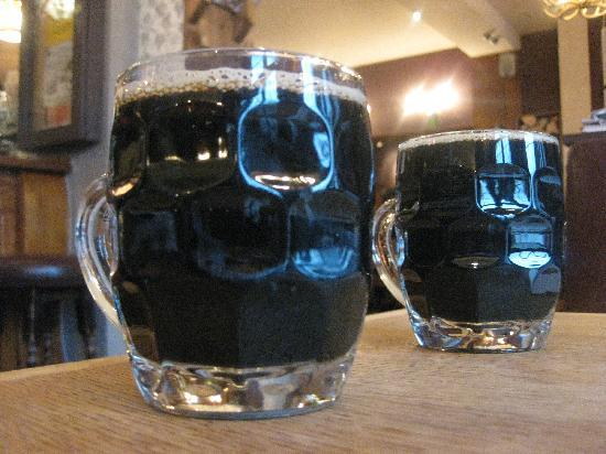 The Old Nuns Head: Beer