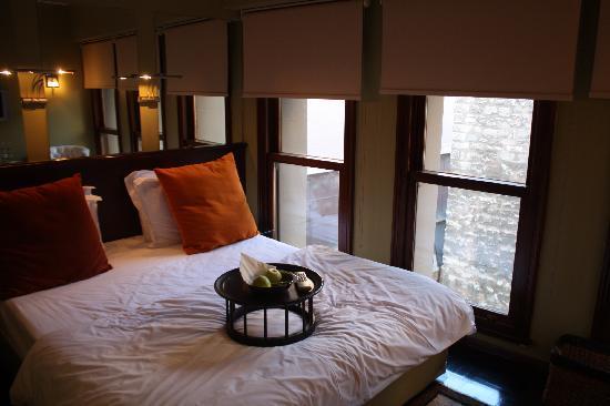 Ibrahim Pasha Hotel: A standard room