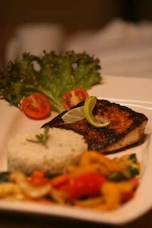 Scout's Place Restaurant & Bar: Delicious Food