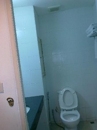โรงแรมคูรานา อินน์: Toilet