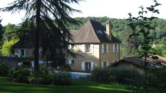 Le Domaine des Ecureuils: La maison
