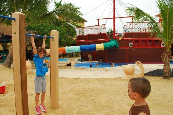 Dreams Punta Cana Resort Spa Kid S Place Area