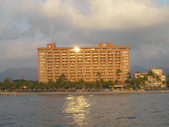 Barcelo Ixtapa: Barcelo from the water