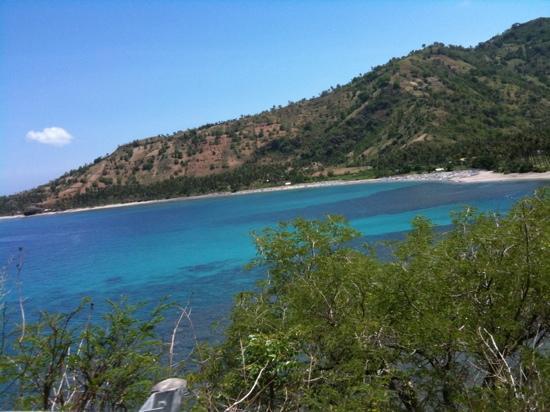 beautiful scenery @ Lombok