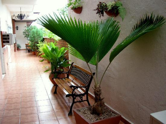 Chitre, Panama: Smaller balcony on another floor