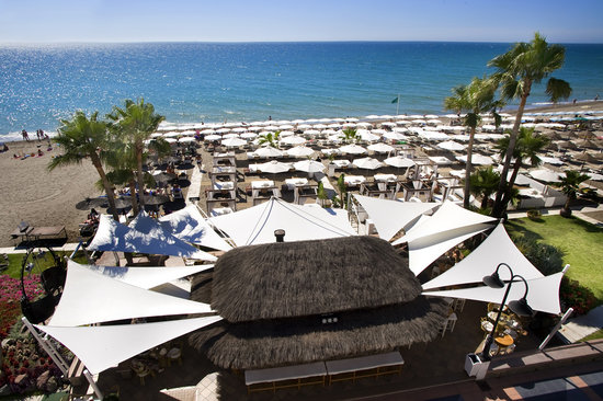 Playa Miguel Aparthotel: Beach Club