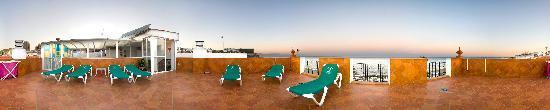 Playa Miguel Aparthotel: Solarium