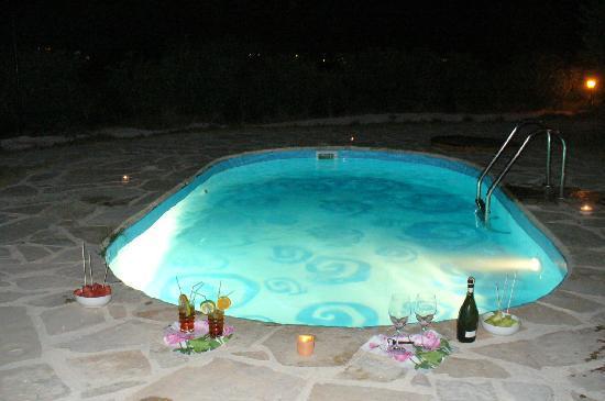 Limni Keri, Grecia: la piscina meravigliosa di Athenea villas