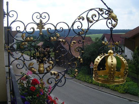 Krone Igelsberg: Met een kroontje geslapen