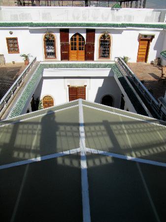 Riad Layali Fes: rooftop