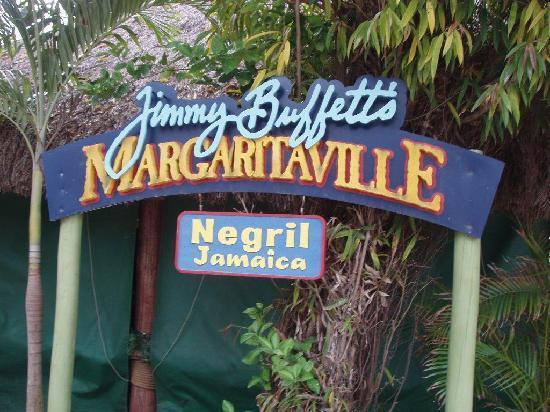 Hotel Riu Palace Tropical Bay: magaritaville