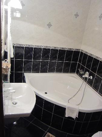 Hotel Casa Wagner: nice bathroom