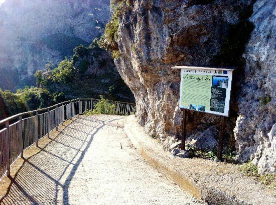 Agerola, อิตาลี: Sentiero not Sentieri