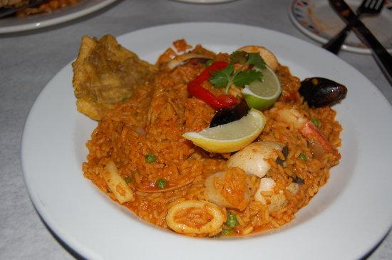 Latin Quarter Restaurant Orlando Menu