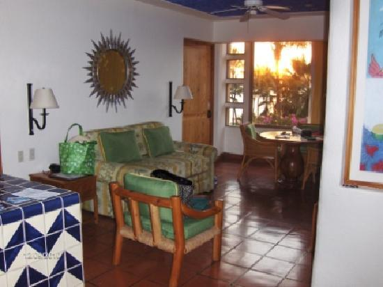 Club Regina Puerto Vallarta: Studio portion