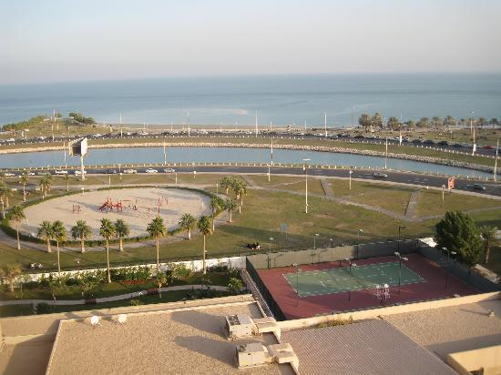 Le Meridien Al Khobar : Tennis court