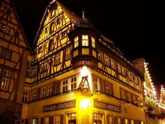 Roter Hahn Rothenburg: ローターハーン