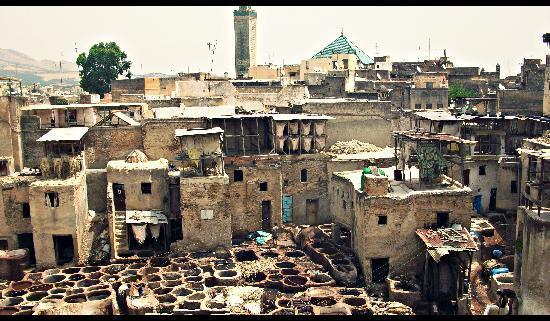 Fes, Marokko: Fez