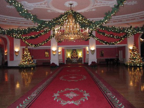 The Greenbrier: ballroom
