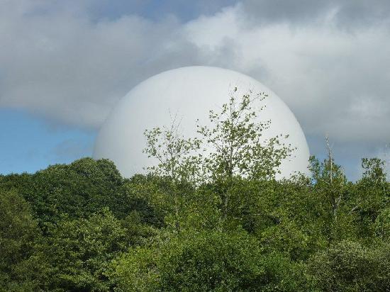 Planetarium de Bretagne: Radom