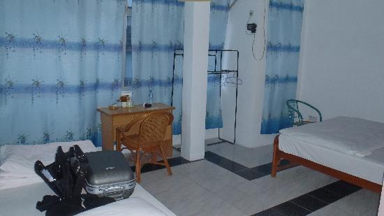 Haikou Banana Hostel: room